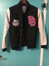 "Drop Dead Jacket ""Too Cool for School"" Letterman Varsity Jacket Oli Sykes"
