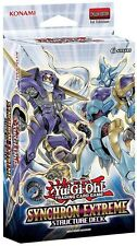YuGiOh! Synchron Extreme Structure Deck ::  44 Cards + Mat + Rulebook - No Box :
