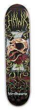 "Birdhouse Tony Hawk SKULL AND ROSES 7.75"" Skateboard Deck"