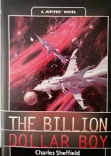 CHARLES SHEFFIELD THE BILLION DOLLAR BOY BOOK 2 HARDCOVER MAR 1997 1ST ED F/VF