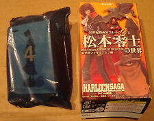 CAPITAN HARLOCK SAGA 20th CENTURY CARTOONIST COLLECTION MAETEL - FURUTA JAPAN