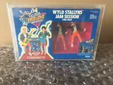 Kenner Bill And Ted's Excellent Adventure JAM SESSION  Two-Pack 1991 AFA 85 WOW!