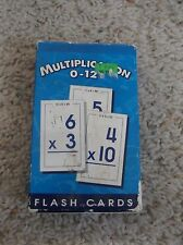 School Zone Colors, Sharpes, and More Flash Cards