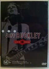 Jeff Buckley - Live In Chicago (DVD, 2000, Sony)