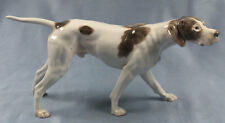 large pointer figurine Bing Gröhndahl figur porcelain porcelainfigurine 2006 dog