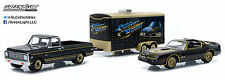 1:64 GreenLight *HITCH & TOW SMOKEY & THE BANDIT* C10 Trans Am Enclosed Trailer
