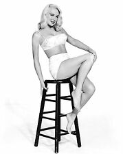 1950-1959 JOI LANSING b/w glamour classic photo (Celebrities & Musicians)