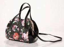 Hearts & Roses London Daisy Bloom Goth Emo Punk Rocker Rockabilly Handbag