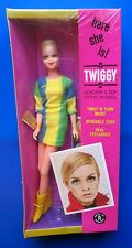 1967 M*o*D TWIGGY doll NRFB new in box SEALED old store stock