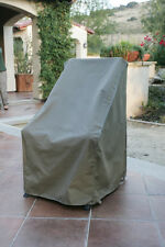 Patio Garden Outdoor High Back Chair Covers, Patio Furniture Covers, New
