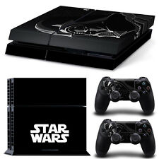 STAR WARS DARTH VADER Skin Sticker for PS4 Playstation4 Console Controller