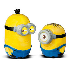 Minions Movie - Minion Shaped Salt and Pepper Shakers - *BRAND NEW*