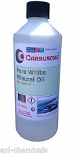 Chopping Board Oil Pure White Mineral Oil 250 ml Pharmaceutical Grade BP