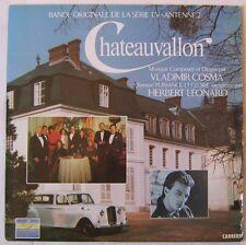 Hertbert LEONARD Vladimir COSMA (LP 33T)  CHATEAUVALLON SERIE TV ANTENNE 2