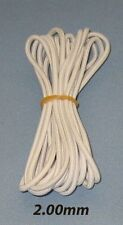 2mm Doll Stringing Elastic Re-stringing Cord x 3 metres