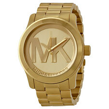 Michael Kors Quartz Gold-tone Bracelet Ladies Watch MK5473