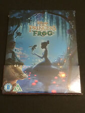 PRINCESS AND THE FROG - DISNEY - Zavvi Blu-Ray Steelbook - REGION B - SEALED