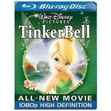 Walt Disney's Tinker Bell (Blu-ray Disc, 2008, Widescreen) NEW!