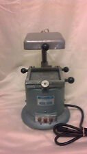 Dental Vacuum Former with supply material, great working condition