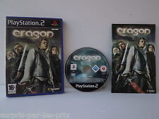 ERAGON - GAME PLAYSTATION 2 - PS2 - with record