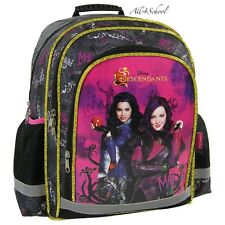 NEW DISNEY DESCENDANTS BACKPACK SCHOOL BAG RUCKSACK TRAVEL BAG FOR GIRLS