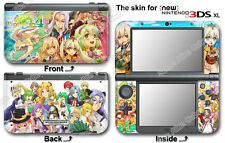 Rune Factory Popular Hot Skin Sticker Cover Decal #1 for NEW Nintendo 3DS XL