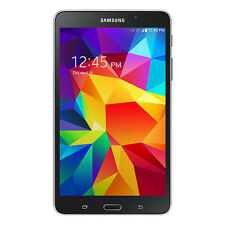 Samsung Galaxy Tab 4 SM-T237P 16GB Wi-Fi + 4G LTE Sprint 7in Ebony Black