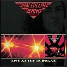 Live at the Budokan by Ian Gillan Band *New CD*