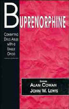 Buprenorphine: Combatting Drug Abuse with A Unique Opioid-ExLibrary