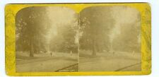 J917~ Purviance of Philadelphia Pennsylvania Railroad Scenery Stereoview - Fairm