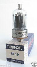 One Tung-Sol 6159 Beam Power Amplifier tube - Hickok TV-7B tested @ 49, min:35