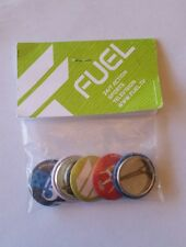 Fuel TV Sports Skateboard Pins Buttons Unopened FREE SHIPPING