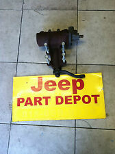 1999-2004 JEEP GRAND CHEROKEE STEERING GEAR BOX OEM USED 6CYL 8CYL