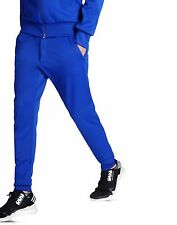 Adidas Y-3 Men's Track Jogger Tapered Leg Sweatpants Royal Blue Medium NWT $275