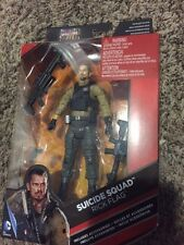 DC MULTIVERSE RICK FLAG SUICIDE SQUAD exclusive  new mip-ships free IN 24 HOURS!