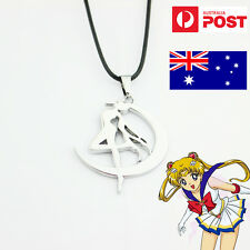 Sailor Moon Necklace Pendent Cosplay Scouts Serena Edgy Women Girls Trendy AUS