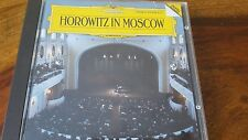 Horowitz in moscow (cd 1986, germany)