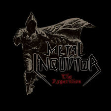 METAL INQUISITOR The Apparition CD ( o159a ) Power Metal - 162308