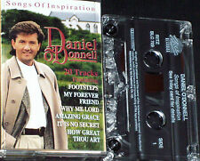 Daniel O'Donnell Songs of Inspiration CASSETTE