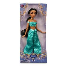 "DISNEY Aladdin  - JASMINE Classic Doll 12"" - New in box"