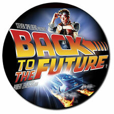 Parche imprimido, Iron on patch /Textil Sticker/ - Back to the Future, G