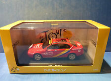ALFA ROMEO 166 DIRECTEUR DE COURSE TOUR DE FRANCE 2002 NOREV 790004 1/43 RED ROT