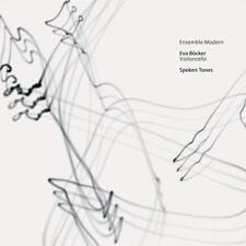 Eva Böcker - Spoken Tones - CD
