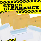 HIGH QUALITY PLAIN White SELF SEAL ENVELOPES DL C5 C4 90gsm & 100gsm