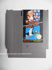 jeu SUPER MARIO BROS 1 / DUCK HUNT sur nintendo NES game spiel juego gioco TBE