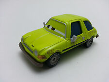 Mattel Disney Pixar Cars Acer In Trouble Metal Diecast Toy Car 1:55 Loose New #*