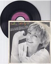 "Hanne Haller, Hallo lieber Gott, A/G  7"" Single 999-132"