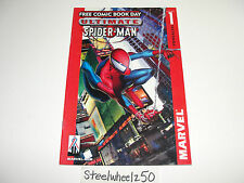 Ultimate Spider-Man #1 Comic Marvel FCBD Free Book Day Powerless RARE Variant