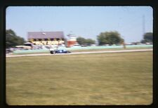 1972 Dale Lang #21 Action Shot - SCCA Formula B - Original 35mm Race Slide