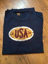 Uomo T-Shirt taglia Small facile JEANS USA 1984